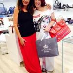 Marika Messina e Daria Biancardi da Queen Boutique & Shoes