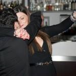 Il tango che Natale Giunta ha regalato a Marta per i suoi 34 anni festeggiati a Castello a Mare