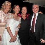 La mamma della sposa Anna Romano, Valentina Colucci, Gabriella Pantaleo, Francesco Romano