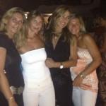 Claudia Castronovo, Roberta De Simone, Angela e Vanessa Longo