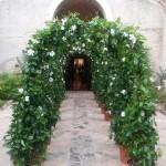 ingresso di villa Boscogrande a Tommaso Natale, Palermo