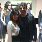 Daniela Ciranni e Luca Argentero