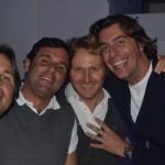 Francesco Gatto, Andrea Stellone, Daniele Di Gregoli e Michele Tauro