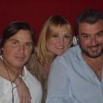 Francesco Gatto, Chiara Comparetto e Carmelo Lo Giudice