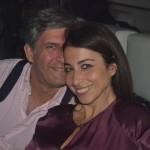Ivano Natoli e un'amica