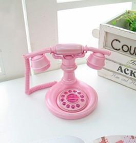 -font-b-Pink-b-font-corded-font-b-landline-b-font-font-b-phone-b