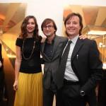 Paola Marino, Giuliano Fecarotta e Orazio Consentino