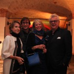 Silvana Fecarotta, Giuliano, Sergio e Silvana Braconi