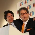 Massimo Costa e Gianfranco Miccichè