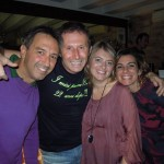 Antonio Turchio, Gabriele e Caterina Amatoi, Marzia Viaggio