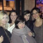 Brindisi a sorpresa al Tribeca per il volto di Vox Populi, Licia Raimondi. Gli anni son…