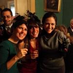 Anna Petronio, Claudia D'Amico, Giovanna Stagno d'Alcontres