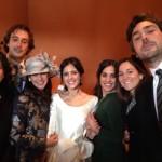 Francesca Capizzi, Enrico Lauritano, Cristina Amodeo, Paola Petronio, Federica Messina, Diletta Di Carlo e Giorgio Trupiano