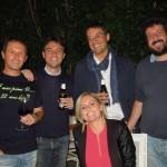 Gabriele, Alberto Turrisi, Filippo Lo Cicero, Daniele Papa, Marianto Cimò