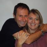 Gabriele Amato e la moglie Caterina Scaduti