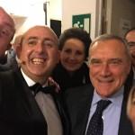 Giuseppe Ayala, Sasà, Piero e Maria Grasso, Vincenzo Morgante2