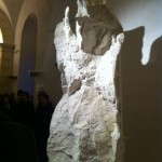 Il calco della sommità di Montepellegrino al museo di Alcamo