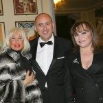 La principessa romana Conny Caracciolo, Sasà e l'attrice Adriana Russo