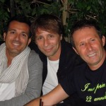 Luca Tedesco, Edy Moncada, Gabriele Amato