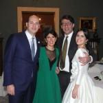 Vincenzo Vacirca, Anna Petronio, Virgilio Fagone, Paola Petronio