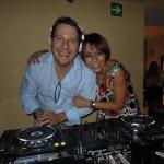 Marco Borgese e Barbara Mineo