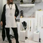 Marzia Madì, creativa e inventrice del barefoot sandal da dove è cominciata la sua avventura nella moda, riesce a trasformare un oggetto qualsiasi, in un capo prezioso