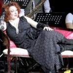 Shopping palermitano per Daria Biancardi, domenica in concerto al Verdura