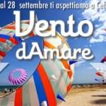 Ventodamare, dal 24 al 28 settembre a Cefalù è di scena il vento