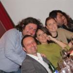 Fabrizio Consales, Maria Rita Giordano e Serena Russo
