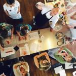 E' boom di corsi di cucina e all'Avantgarden, lo chef Lo Coco è beato tra le donne