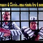 """""""Franco e Ciccio … una risata tra 4 mura"""" una rassegna al via al Pagliarelli"""