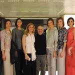 Informal modelling e cocktail da Giglio, per ammirare la collezione Armani in esclusiva
