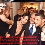 I siciliani al party per i 20 anni di Chi con Alfonso Signorini (e i selfie dei fratelli Sottile)