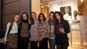 Alessandra Cacopardo, Tindara e Giorgia Agnello, Paola Barbasso, Giulia Cacopardo, Silvia Ferraro,