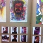 Ed il selfie diventa arte, a Palermo, inaugurata una mostra di 26 artisti del liceo Catalano