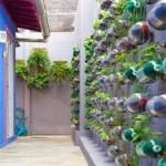 Fai da te: il giardino verticale con un tocco di design
