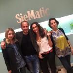 Gloria Casimo, Fabrizio Terruso, Lycia Trapani e Silvia Petrucci