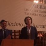 """""""Sicilia, l'isola del tesoro"""" dieci anni a parlare di turismo"""