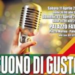 """""""Suono di gusto"""" per raggiungere il piacere dei sensi. Dall'11 al 12 aprile, a Palazzo Fatta di Palermo"""