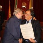 A Palermo cittadinanza onoraria a Gino Strada, fondatore di Emergency