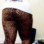 I leggings non sono un mantello dell'invisibilità, da un nuovo studio la doccia gelata per le taglie dalla 44 in su