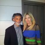 Enrico Lo Verso e Licia Raimondi