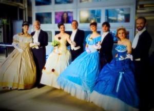 Compagnia di danza storica Harmonia Suave di Palermo