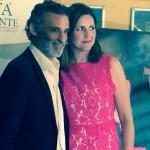 Enrico Lo Verso e Barbara Tranchina