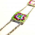 collana in cartapesta Siria Eco Design