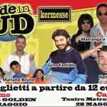I comici di Made in Sudal Golden di Palermo.Appuntamento mercoledì 27 alle ore 21