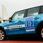 Nuova Mini cinque porte per Be Shopping di Nuova Sport Car
