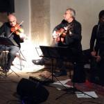 Il Tango Trio questa sera a Cantunera, con tutta la passione e il ritmo argentino