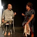 """Anna Mauro torna a Cantunera con """"La semenzologa"""".  In scena, gli esilaranti Agostina Somma e Vittorio Gottuso"""