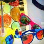 Voglia di mare, di sole e di moda: la Fashion in Italy porta in spiaggia, a Cefalù, gli occhiali SwitchOn